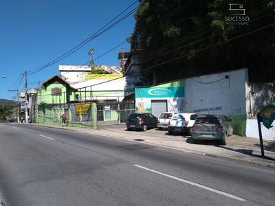 Loja Para Alugar No Bairro Paissandú Em Nova Friburgo - Rj. - A176-2
