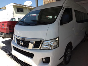 Nissan Urvan Amplia L4/2.5 Man A/a 15/pas