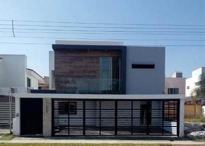 Casa Nueva En Venta Jardín Real $ 6´800,000.00