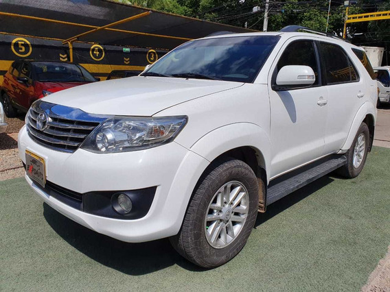 Toyota Fortuner At 4x2 2014