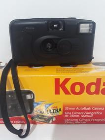 Camara Fotográfica Antiga Kodak Máquina Para Colecionadores