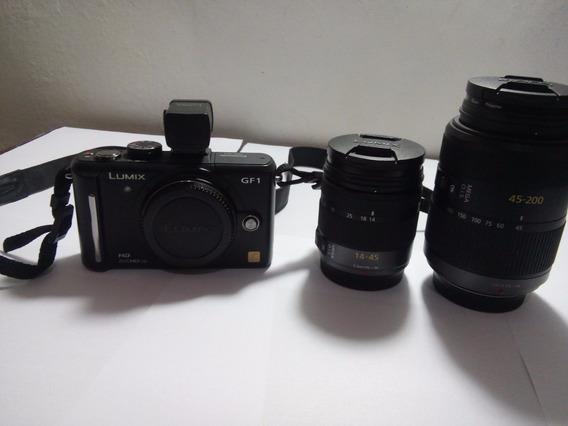 Câmera Panasonic Lumix Gf1