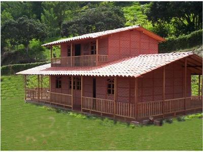 Casas Prefabricadas Nuevo Estilo Rionegro