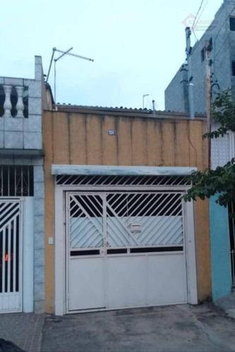 Sobrado Com 2 Dormitórios À Venda, 105 M² Por R$ 370.000,00 - Jardim Aricanduva - São Paulo/sp - So1262