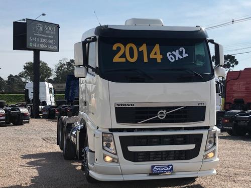 Volvo Fh 460 6x2 Ano 2014 Trucado