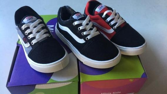 Zaptillas Unisex Modelo Skate !! One Foot De 27 Al 40