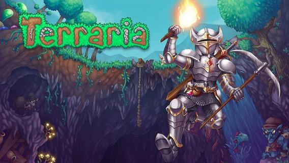 Terraria - Nintendo Switch - Digital - Código - Eshop