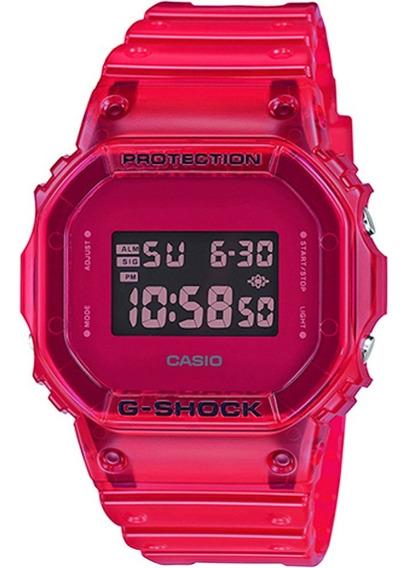 Relógio G-shock Original Dw-5600sb-4dr Nfe Garantia