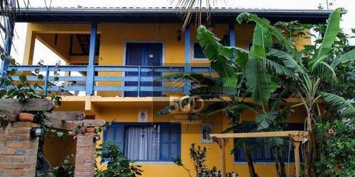 Casa À Venda, 360 M² Por R$ 671.000,00 - Praia De Fora - Palhoça/sc - Ca0554