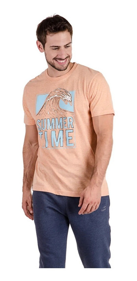 Remera Topper Summer Time Hombre
