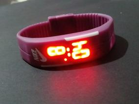 Relogio Nike Digital Silicone