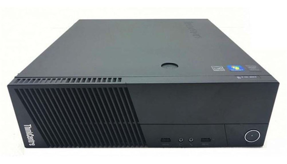 Desktop Lenovo M93p Core I7 4gb Ddr3 Ssd 120gb Wifi