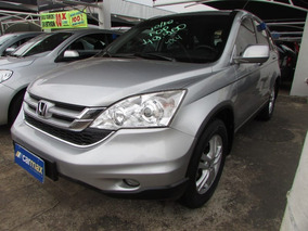 Honda Crv Exl 4x2 2.0 16v Aut. 2010