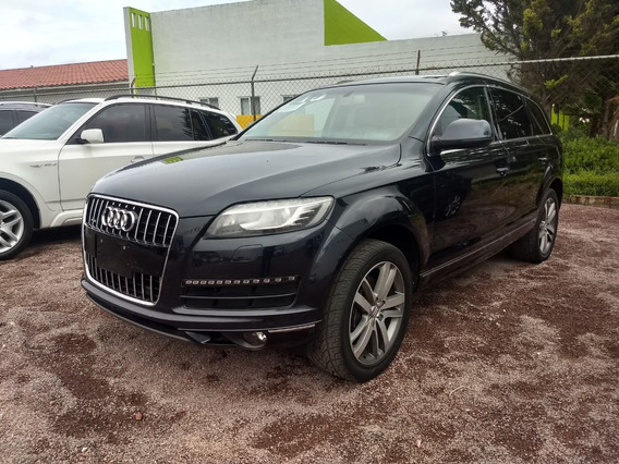 Audi Q7 2010 3.6 Elite Quattro Tiptronic At