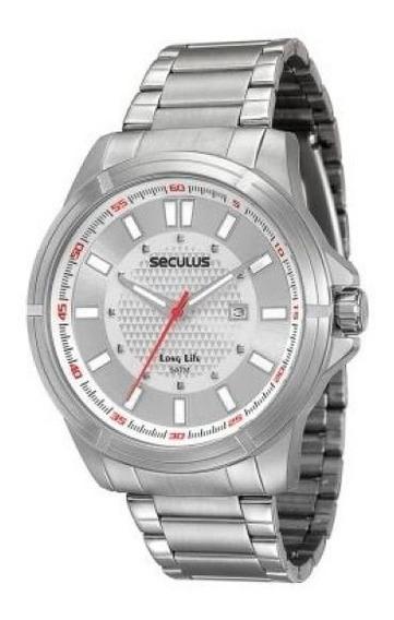 Relogio Seculus - Novo - Frete Grátis - Mod. 20335g0svna1