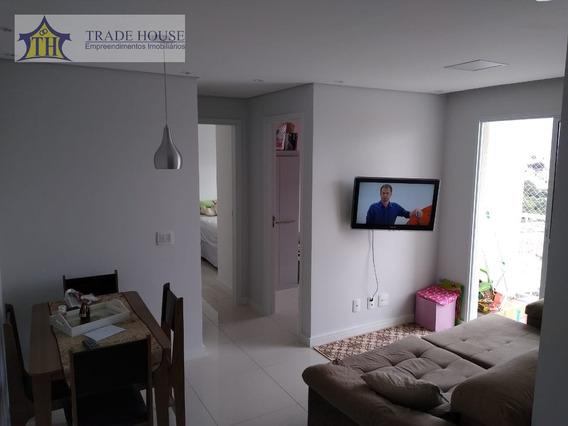 Apartamento Em Vila Arapua - São Paulo - 30280