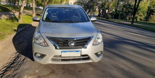 Nissan Versa Advance Mt Pure Drive