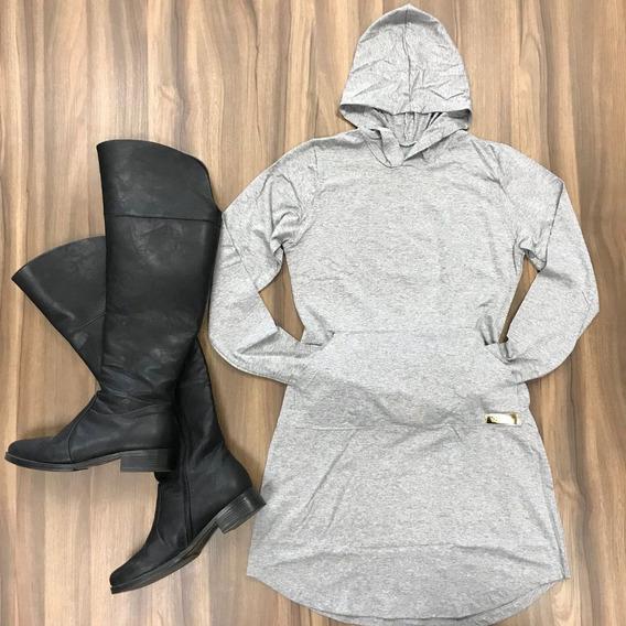 Vestido Curto Blogueiras Invern Moda Feminina Roupa Da Moda