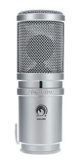 Micrófono Superlux E205u Condensador Usb