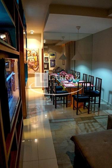 Lindo Apartamento Para Venda No Jardim Botanico, Decoração Impecável, 2 Dormitorios Sendo 1 Suite, Varanda Gourmet E 74 M2 De Area Útil - Ap00570 - 32191428