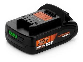 Bateria 20v 2ah Para Taladro Hamilton Ultimate Ult101