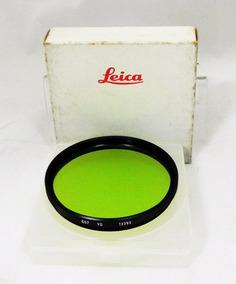 Filtro Leica 67mm Verde Amarelo