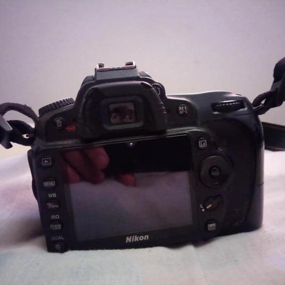 Corpo Nikon D7100 Somente Corpo, Sem Acessorios