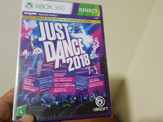Just Dance 2018 Xbox 360 Original Lacrado Nacional