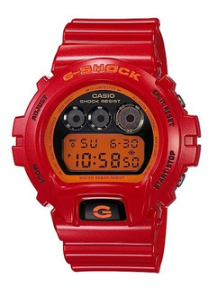 Reloj Casio G-shock Chrono Alarm Dw6900cb4ds | Agente Of.