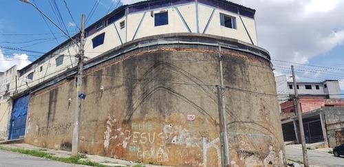 Galpão Para Alugar, 846 M² Por R$ 7.500,00/mês - Jardim Peri - São Paulo/sp - Ga0134