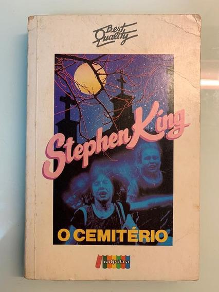 Stephen King - O Cemitério Edição De Colecionadores