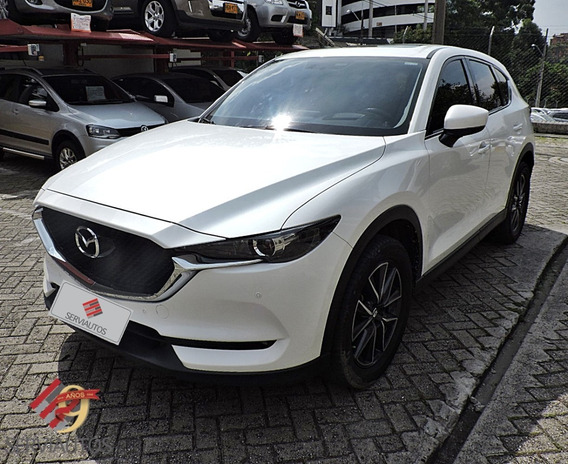 Mazda Cx5 Grand Touring Lx Tp 4x4 2.5 2018 Efx031