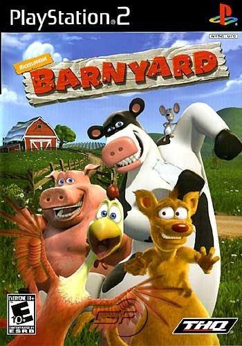 Barnyard Para Playstation 2