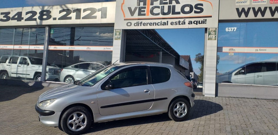Peugeot 206 1.0 Selection 16v Gasolina 2p Manual