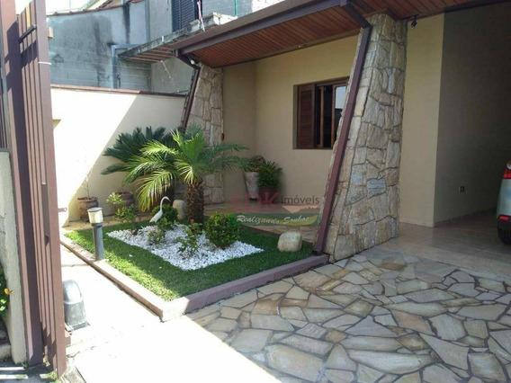 Sobrado Com 2 Dormitórios À Venda, 237 M² Por R$ 600.000,00 - Esplanada Independência - Taubaté/sp - So0572