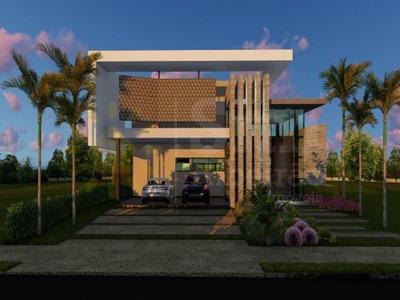 Vendo Casa No Condomínio Bugaville Em Ribeirão Preto. - Cc01762 - 4511326