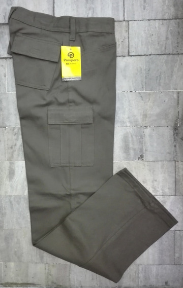 Pantalón Trabajo Dama Pampero Cargo 34al48 Cuotas S/interés