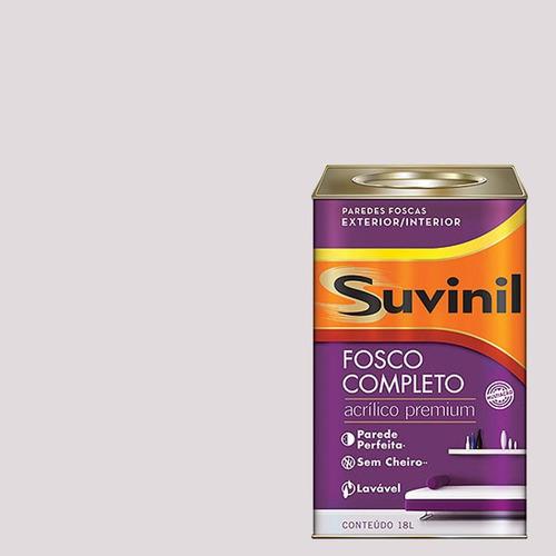 Tinta Acrilica Fosca Premium Suvinil Aroma Da Noite 18lts.