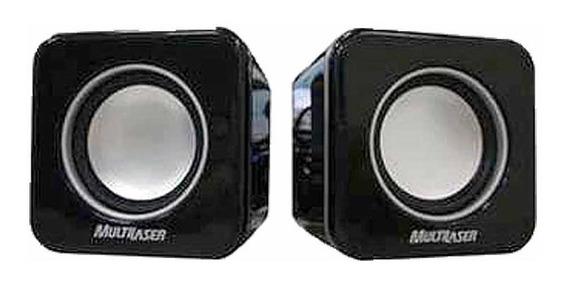 Caixa Som 3w Rms Usb Mini Sp144 / Un / Multilaser
