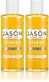 Aceite Jason Vitamin E 5,000 Iu, Nutricion Envio Gratis