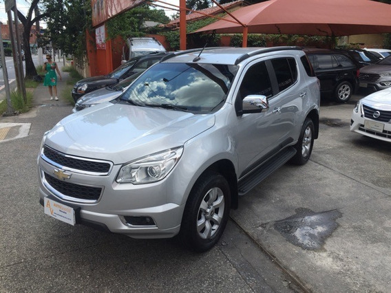 Chevrolet Trailblazer Trailblazer Ltz 3.6 V6 Gasolina 4p Aut