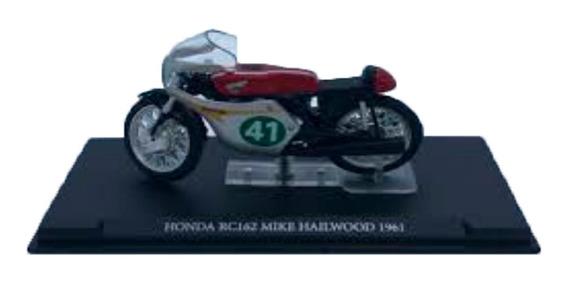 Motos De Competicion Gp Nº 08 Honda Rc162 M. Hailwood