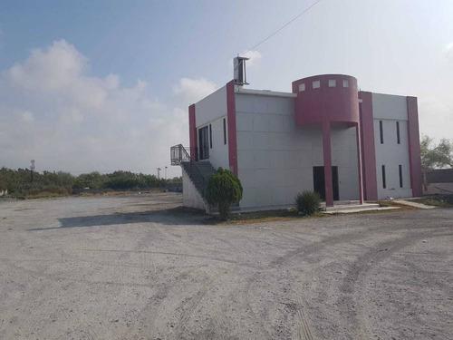 Imagen 1 de 10 de Terreno Comercial Industrial En La Cruz Garcia