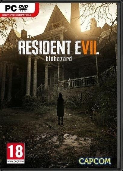 Resident Evil 7 (biohazard) Pc