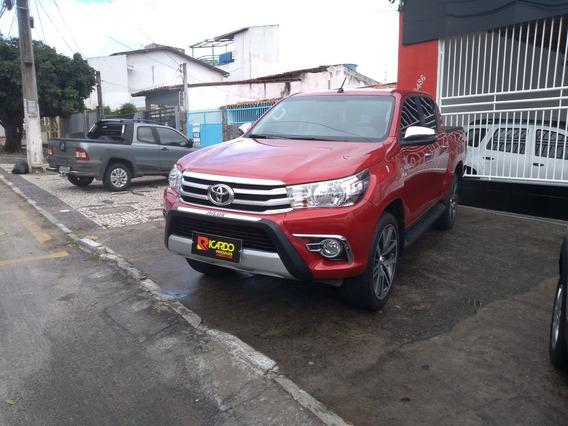 Toyota Hilux 2.7 Srv Cab. Dupla 4x2 Flex Aut. 4p 2018