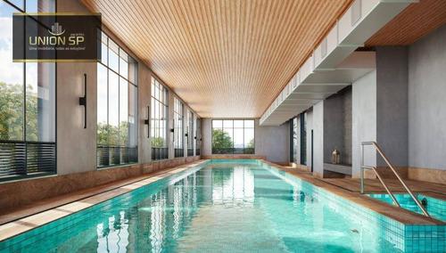 Imagem 1 de 16 de Apartamento Com 1 Dormitório À Venda, 49 M² Por R$ 856.000,00 - Pinheiros - São Paulo/sp - Ap46215
