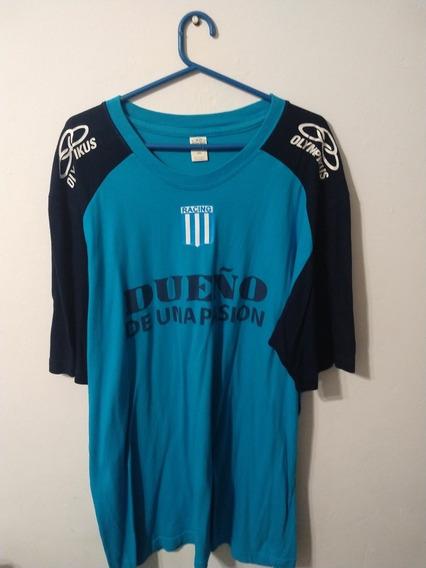 Camiseta Olympikus Entrenamiento Racing Xxl
