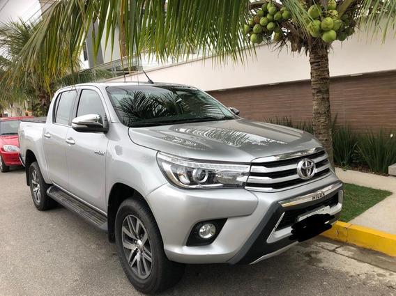 Toyota Hilux Cdsrx 4x4 Automatica Diesel