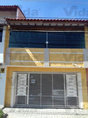 Casa Térrea Em Cidade Das Flores  -  Osasco - 32468