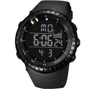 Reloj Militar Sport Crono-luz Fechador-bisel Giratorio Japan